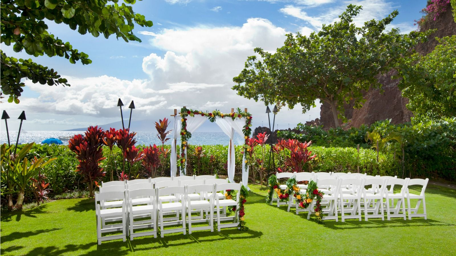 Sheraton Maui Resort & Spa - Maui Weddings