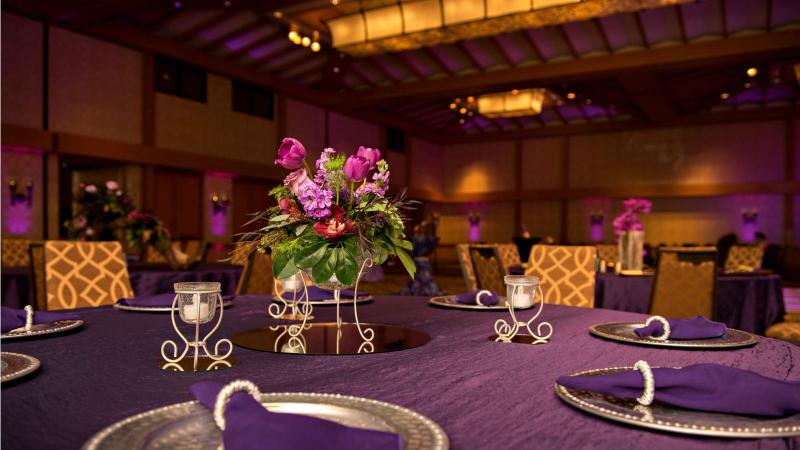 Sheraton Maui Resort & Spa - Reception Table