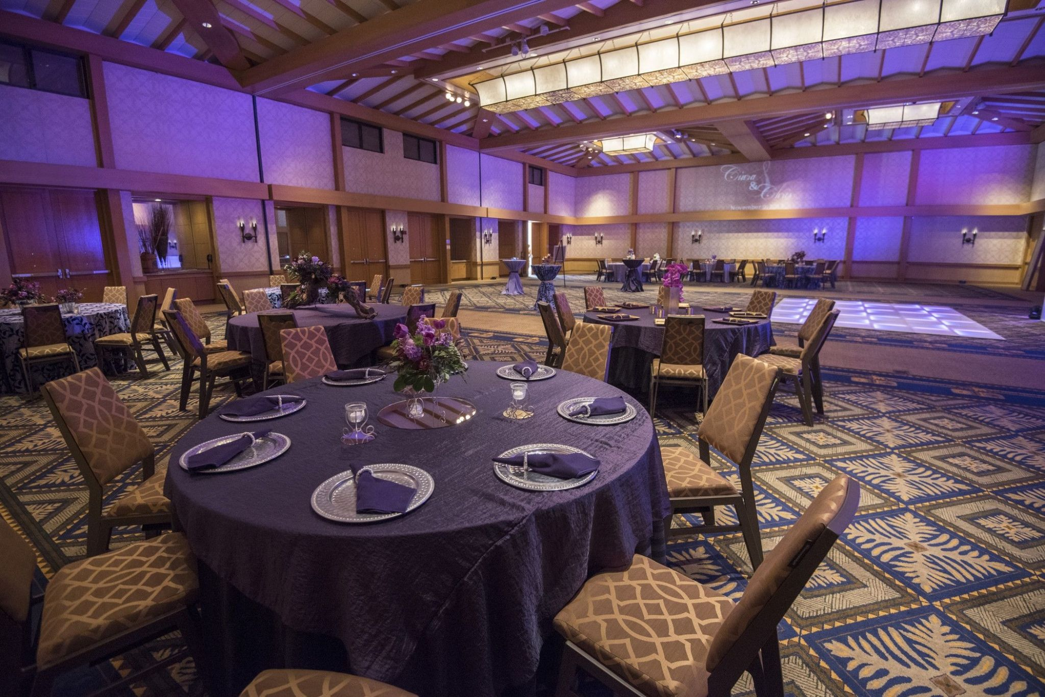 Sheraton Maui Resort & Spa - Maui Ballroom Reception